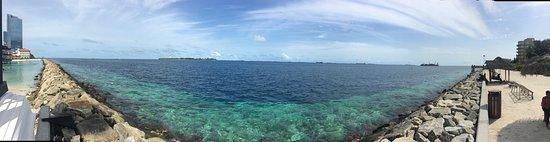 Rasfannu: sea view