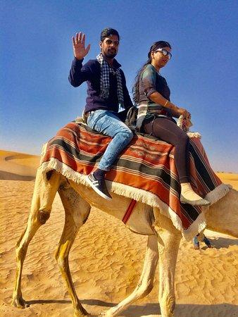 Jannat tours Desert Safari Dubai