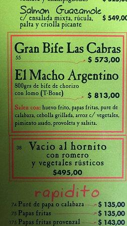 Local frequentado por Argentinos