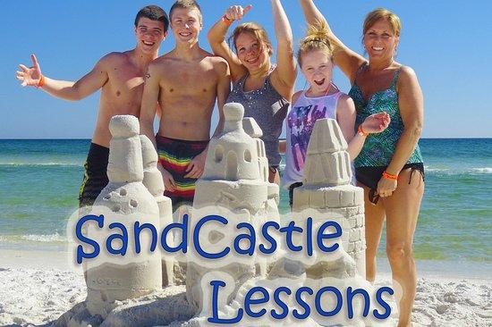 SandCastle Lessons Santa Rosa Beach