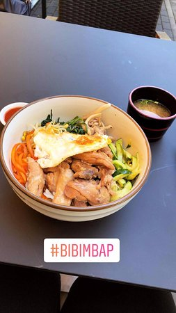 Eschborn, Germany: Bibimbap