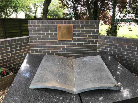 Memorial to Polish code breakers