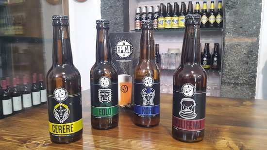 Carpe Diem Food & Drink: Birra artigianale Siciliana