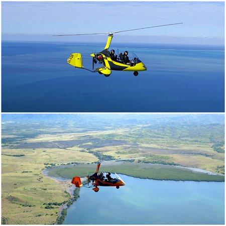 Voh, Nowa Kaledonia: Vol merveilleux en gyrocoptere 💚