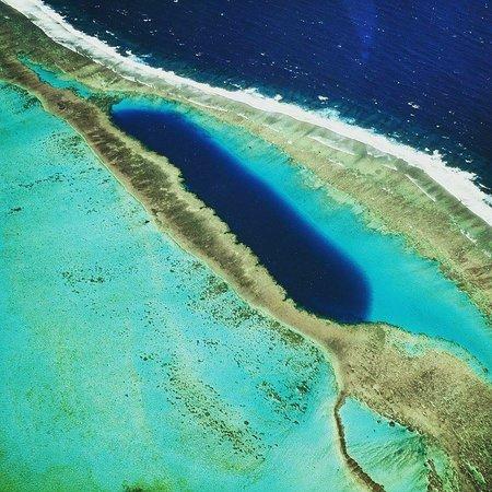 Voh, Nowa Kaledonia: Trou bleu