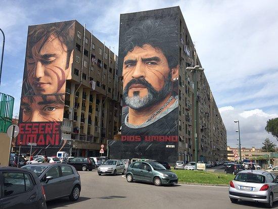 """Maradona """"Dios Umano"""""""