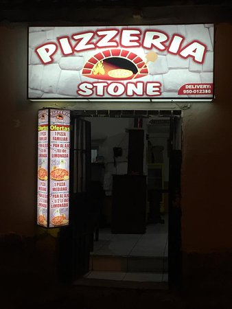 Pizzería Stone - Cusco