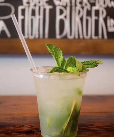 Travelers and Tourist love our refreshing mojitos which we make on the spot!