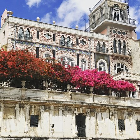Alfama in Lissabon