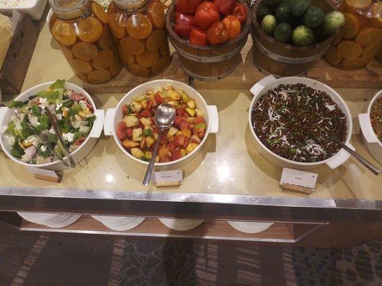 Bengaluru Marriott Hotel Whitefield: Moments of undetectable gastronomic pleasure!