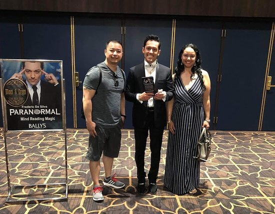 Paranormal - The Mindreading Magic Show: Outstanding show