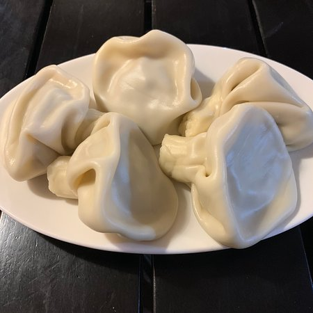 Khinkali with meat (beef + pork)