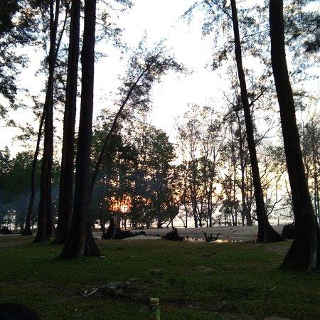 Tanjung harapan beach