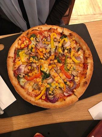 Pizza Hut Fountain Street Manchester Menu Prices