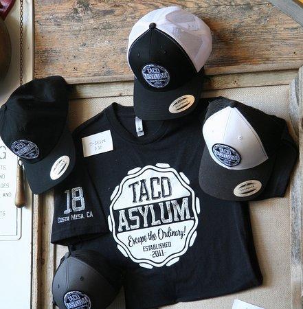 Buy a shirt or cap