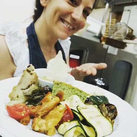 Gli antipasti di chef Mariangela ♥️🍽️👩🍳