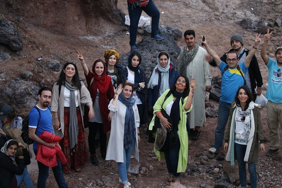 our recent tout to #hormoz island #iran#2018
