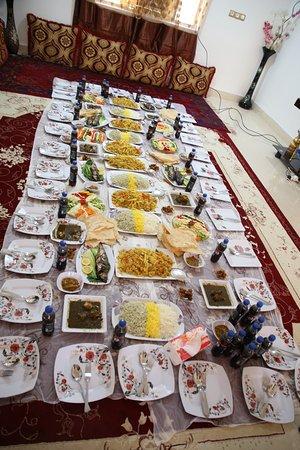 Minab, Iran: #cusine in #hormozgan