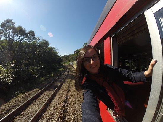 Serra Verde Express: Rail Tour to Morretes and Antonina from Curitiba: CuritibaxMorretes