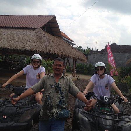 Nyoman Bali Driver: ATV riding in Ubud
