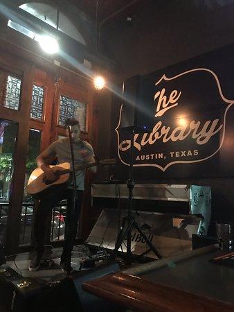 The Library Bar-Austin, TX