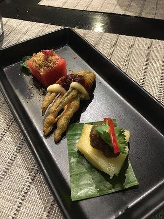Tanya's Homemade Eatery HuaHin: อาหารเรียกน้ำย่อย