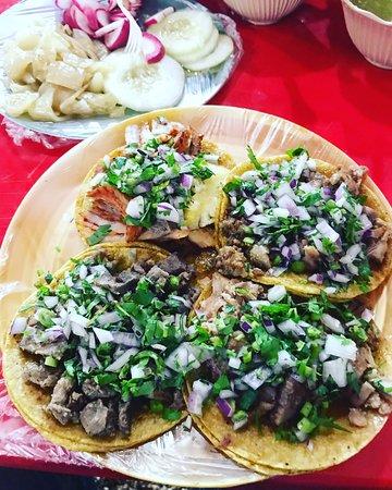 Best taco Puerto Morelos