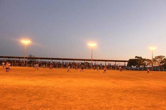 Santo Antonio do Amparo, MG: Estádio municipal Cícero Paiva