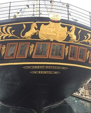 Brunel's SS Great Britain Entrance Ticket Resmi