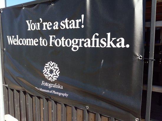Boleto de entrada a Fotografiska, 90 minutos: FOTOGRAFISKA WELCOME