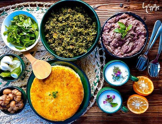 Anzali Lagoon: Gilan Traditional Cuisine