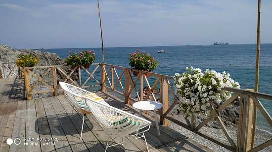 Spiaggia della Crestarella صورة فوتوغرافية