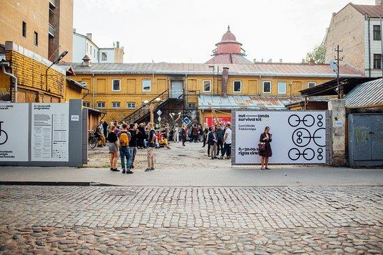 Rīgas Cirks (Riga Circus)