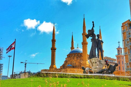 ביירות, לבנון: من أجمل المناطق التي يمكن زيارتها في بيروت العاصمة