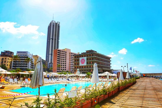 ביירות, לבנון: الزيتونة باي