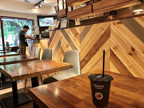 Excellent Louisa Coffee Yuan Qi Menshi Daan Restaurant Reviews Andrewgaddart Wooden Chair Designs For Living Room Andrewgaddartcom