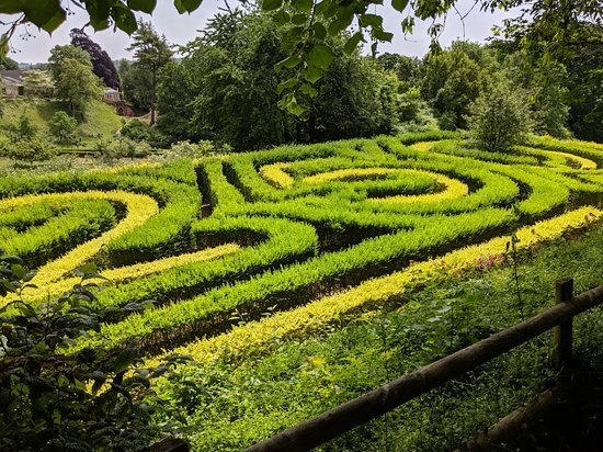 ペンズウィック ロココ ガーデン
