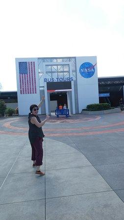 Centro espacial Kennedy en Cabo Cañaveral: Best Place to Start - Bus to Atlantis
