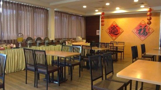 Hwa Nan Hotel: 早餐