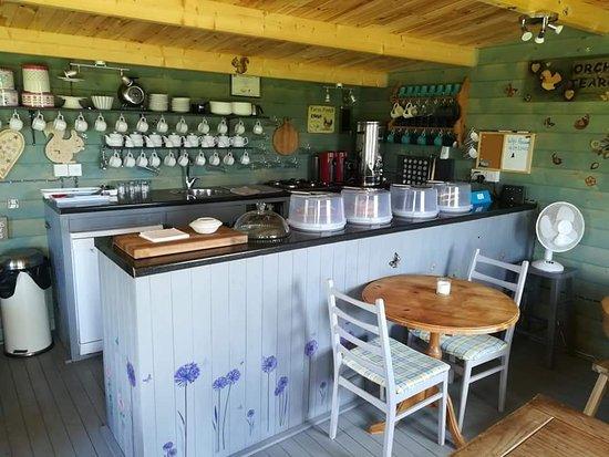 South Wraxall, UK : Orchard Tearoom