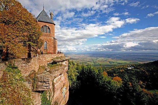 私人游览:Mont-Sainte-Odile的全景和呼吸新鲜空气!
