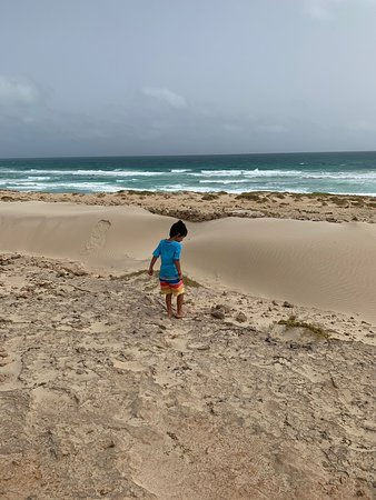 Boa Vista, Cabo Verde: Lugar com paisagens únicas a visitar uma vez.