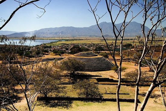 Guachimotones Pyramids
