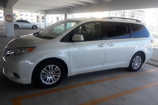 Transportation Service in Miami: Transportation from Miami international airport to anywhere