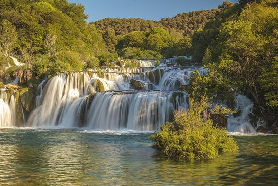 Tour semi-privato Krka e Zadar da