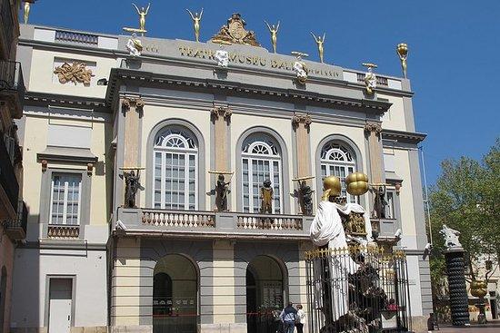 Entradas para el museo Dalí.