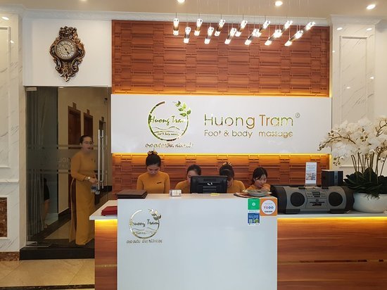 Huong Tram Spa