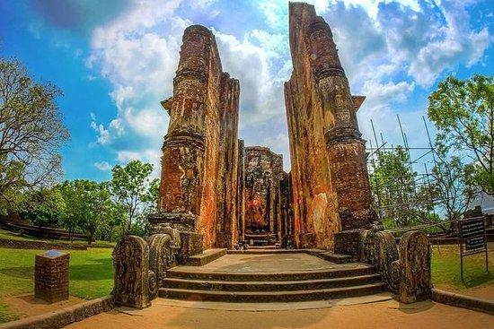 Privat dagstur til Anuradhapura...