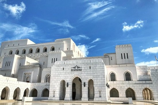 Group Muscat City Tour