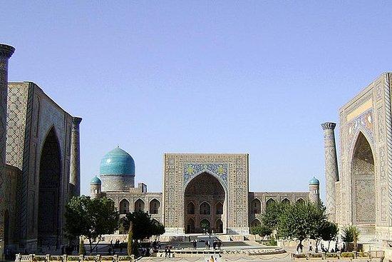 Sjarmerende Uzbekistan Tour